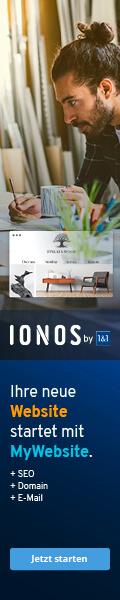 Ionos Webhosting